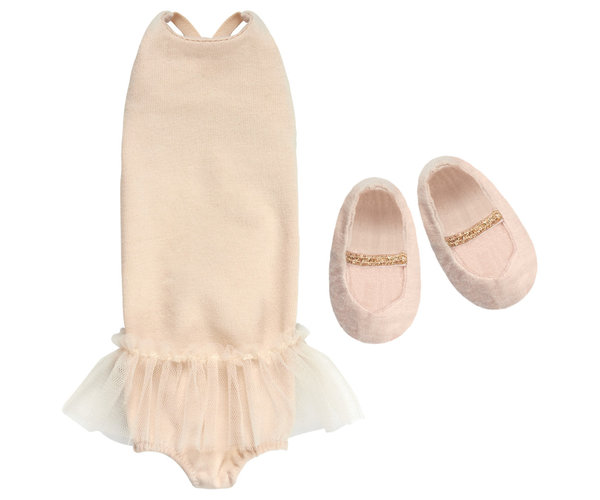 MAILEG 16-7224-00 Medium, Ballerina Ballettoutfit